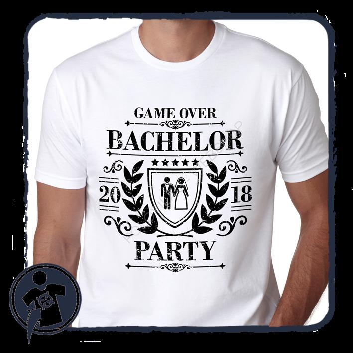 5aaacbc7c5 Legény-Lánybúcsú / Esküvő | GAME OVER - bachelor party - feliratos ...