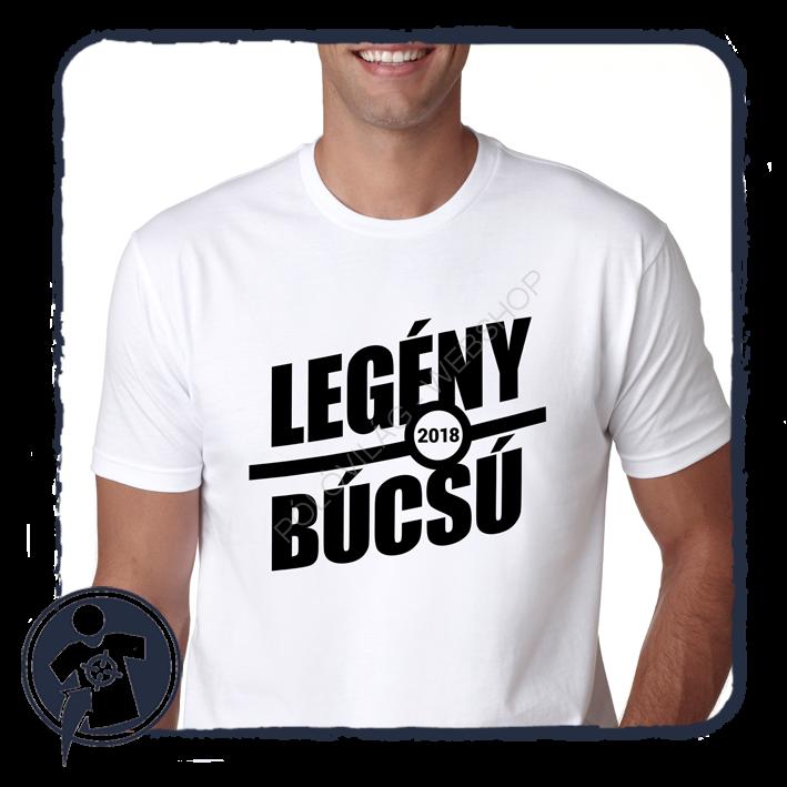137c3e0c9c Legény-Lánybúcsú / Esküvő | Legénybúcsú - feliratos póló - évszámmal ...