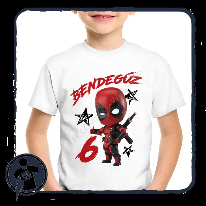 8eee78afe9 Gyerekeknek - babáknak | Szuperhősös születésnapi body/póló - saját ...