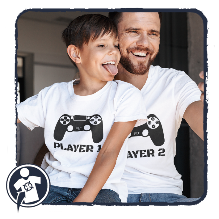 PS Player1 & Player 2 - APA-FIA / LÁNYA szett