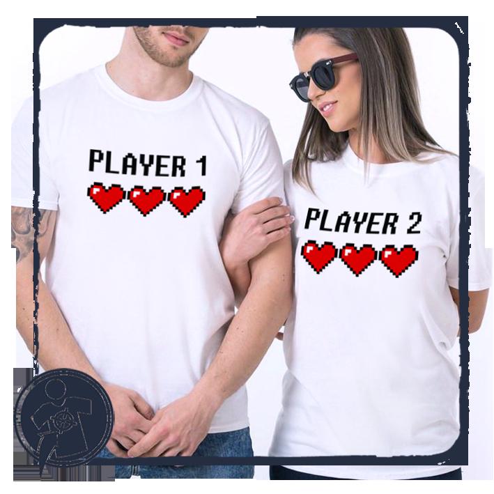 f5125137a0 Pároknak   Egyedi feliratos pólók, fényképes ajándékok